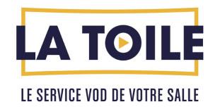 La Toile : le service de VOD de votre salle